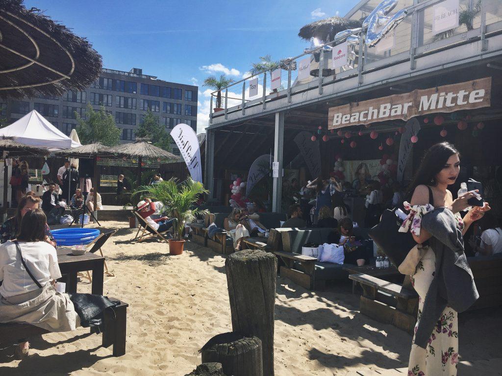 """FashionBloggerFacé """"The Beach"""""""